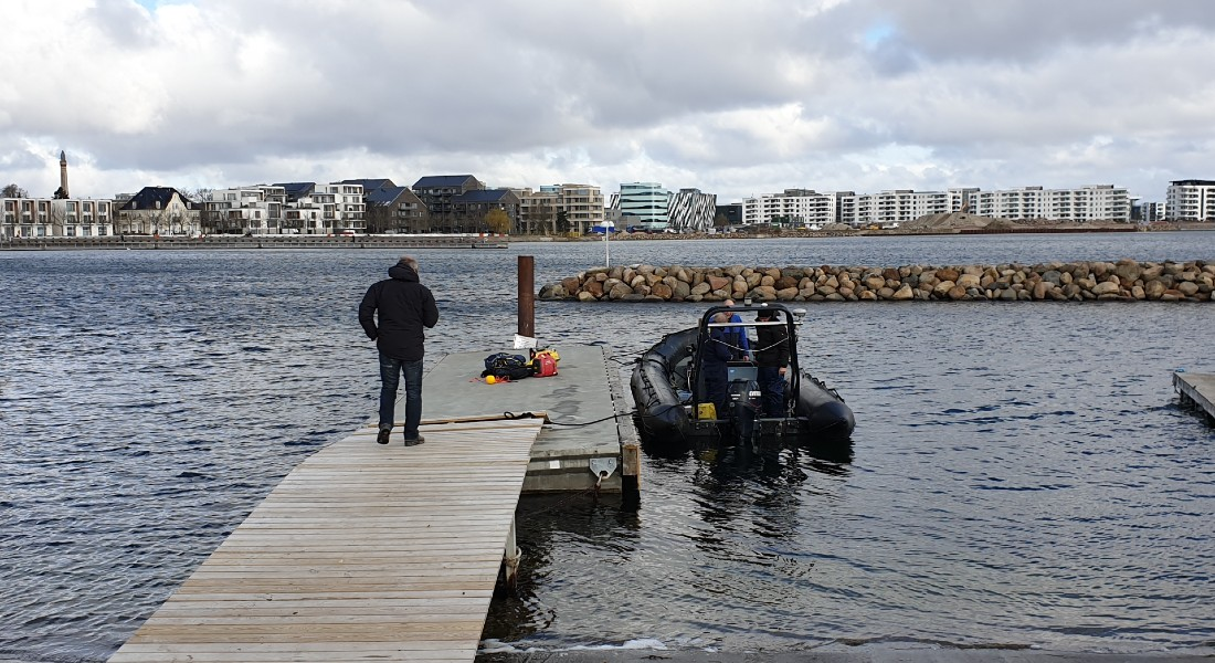 Researchers find conclusive evidence: A large Stone Age settlement is buried in Svanemøllen Harbour
