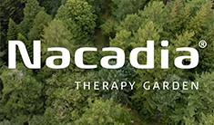 Short information film about Nacadia therapy garden's evidence-based design and nature-based therapy.