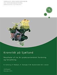 Forside: Kronvildt påSjælland