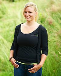 Julie Keldebæk Rasmussen, have- og parkingeniør. Foto: Jakob Helbig